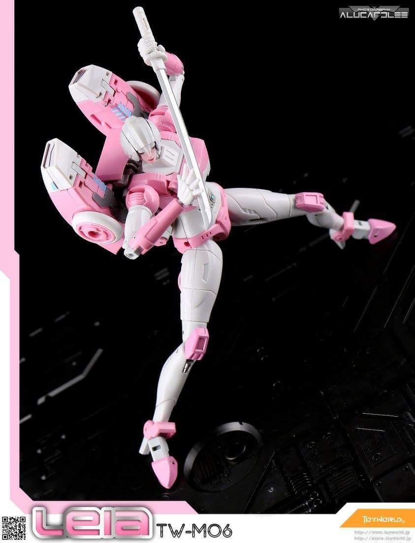 [Toyworld][Zeta Toys] Produit Tiers - Jouet TW-M06 Leia / Zeta-EX05 ArC aka Arcee/Arcie IdQq51kI