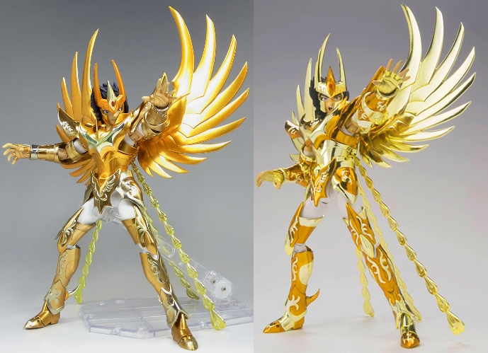 Myth Cloth Phoenix Ikki God Cloth (v4) 10th Anniversary