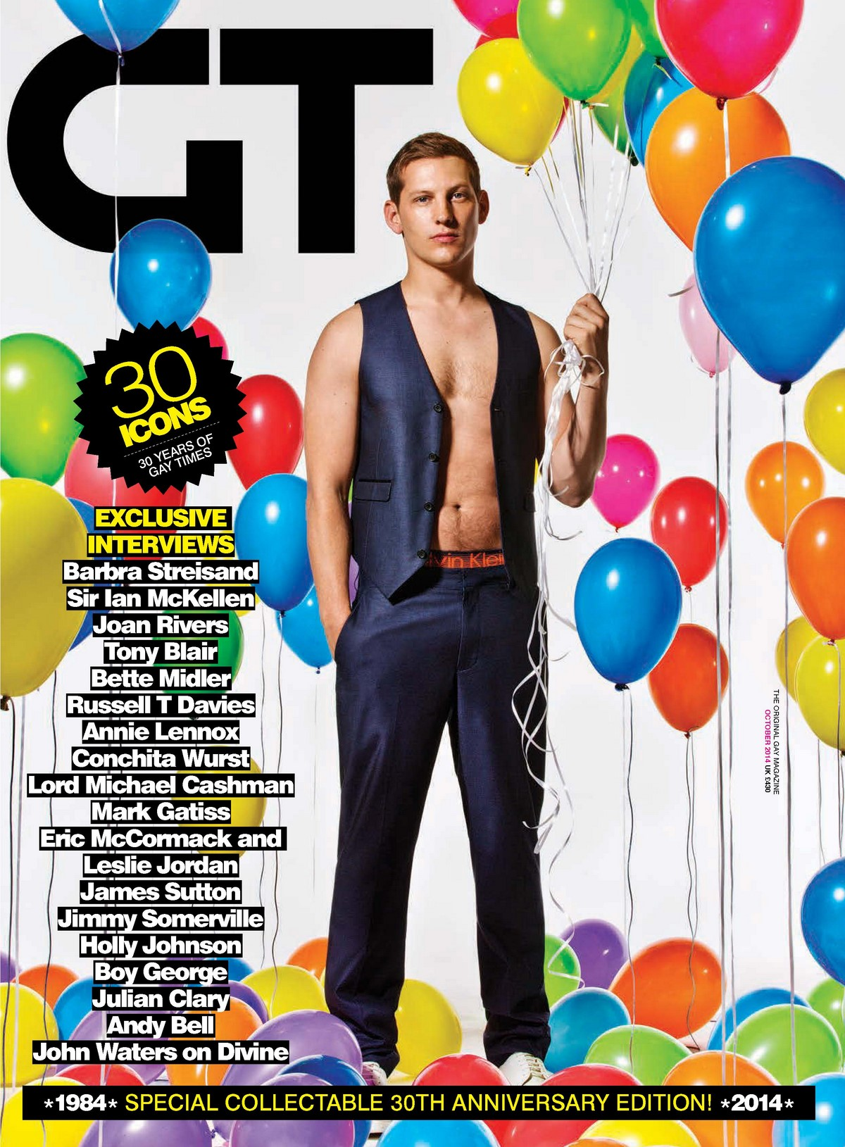 Gay Times 10-2014
