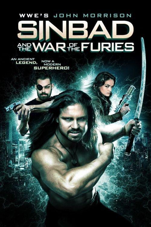 Sinbad i zderzenie furii / Sinbad and the War of t he Furies (2016)  PL.BRRip.Xvid-MX / Lektor PL