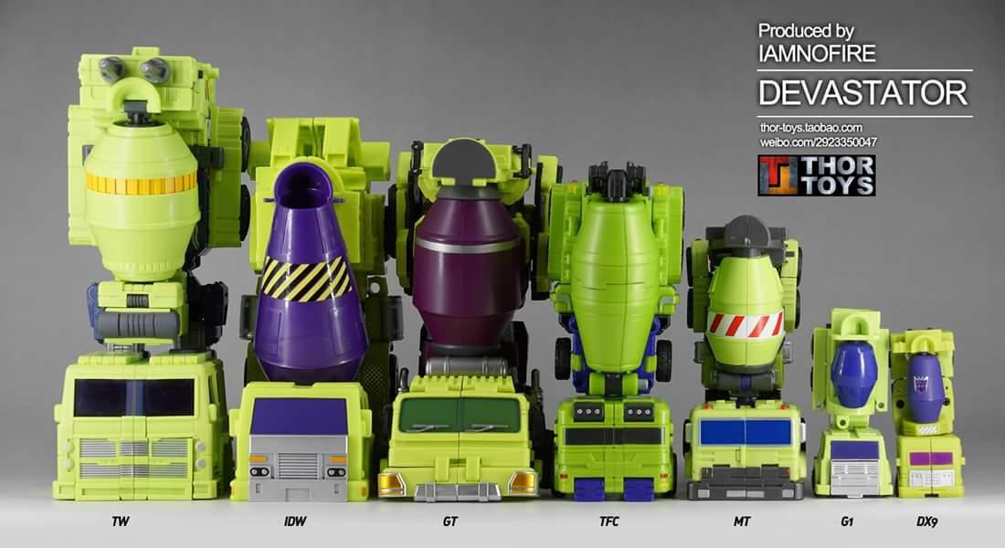 [Toyworld] Produit Tiers - Jouet TW-C Constructor aka Devastator/Dévastateur (Version vert G1 et jaune G2) - Page 5 DwnGaYuh