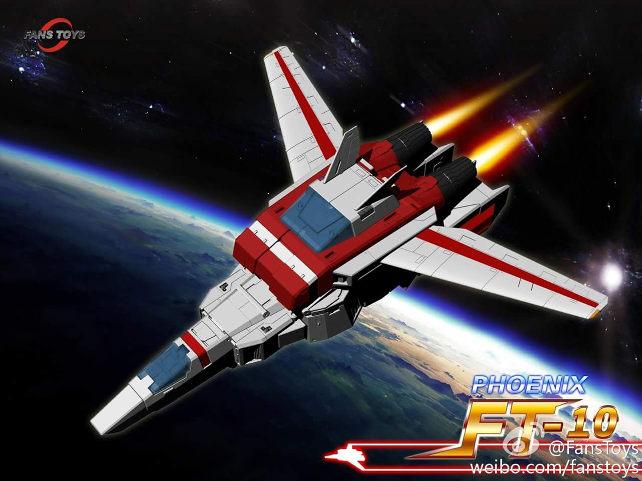 [Fanstoys] Produit Tiers - Jouet FT-10 Phoenix - aka Skyfire/Aérobo XddwFVLE