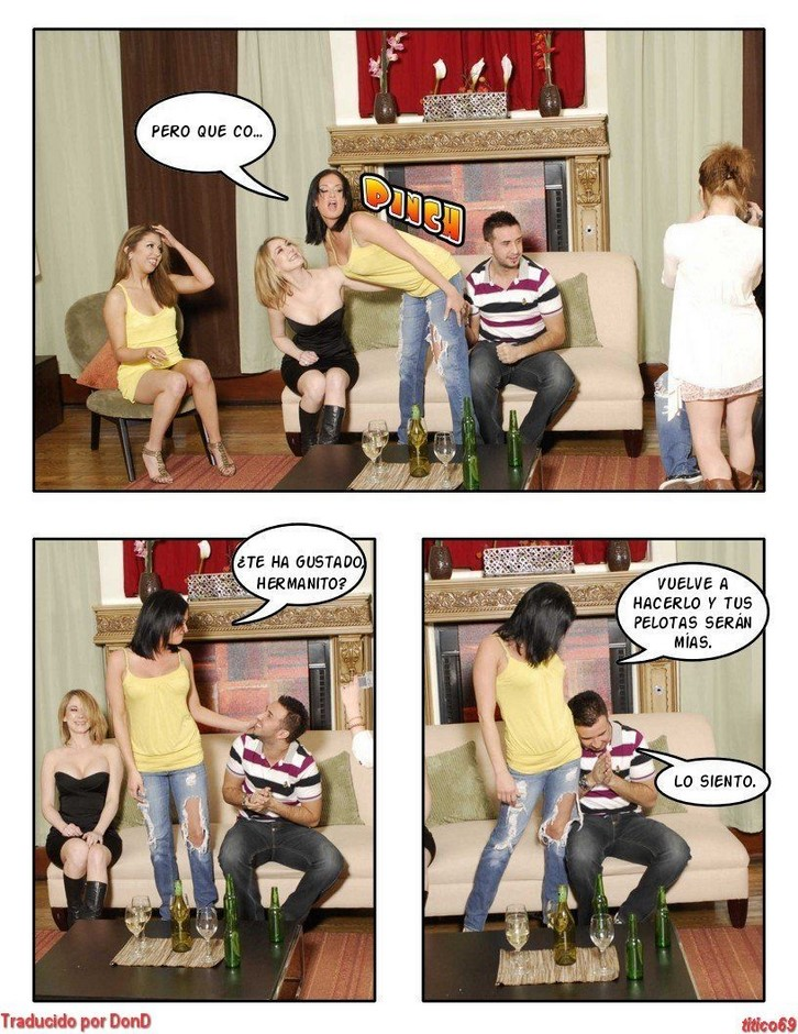 Me follo a mi esposa de todas forma full scene 5