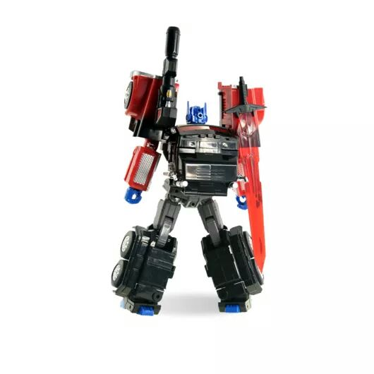 [FansHobby] Produit Tiers - Master Builder MB-01 Archenemy (aka Scourge RID 2000),  MB-04 Gunfighter II (aka Laser Optimus G2) et MB-09 Trailer (remorque) 0fws8RG1