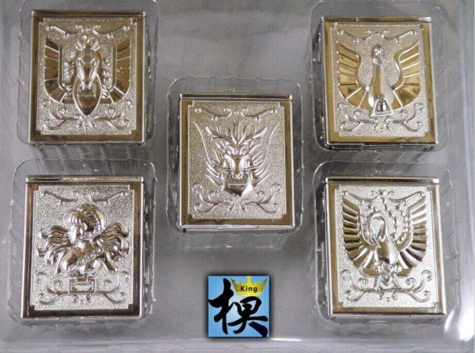 [Comentários] Kit  Saori Plain (versões anime e OCE) + Pandora Boxes de Bronze  - King Model. XXep08c7