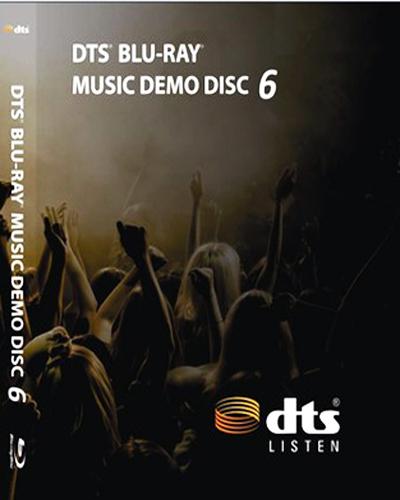 DTS Blu-Ray Music Demo Disc 6 (2013) 1080i BluRay AVC DTS HD