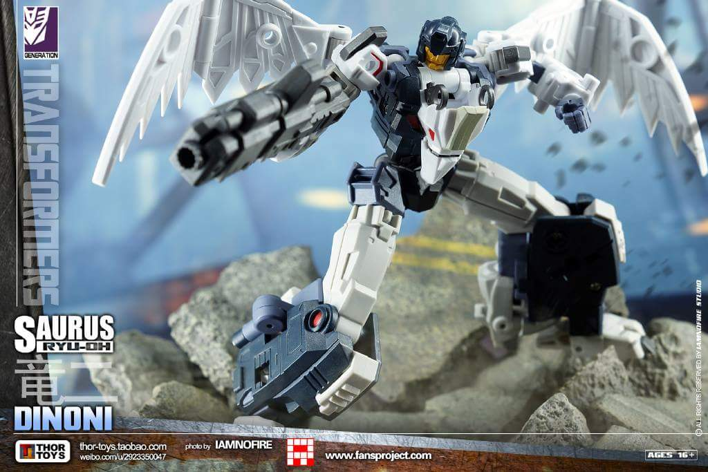 [FansProject] Produit Tiers - Jouet Saurus Ryu-oh aka Dinoking (Victory) | Monstructor (USA) - Page 2 9Zad5NaF