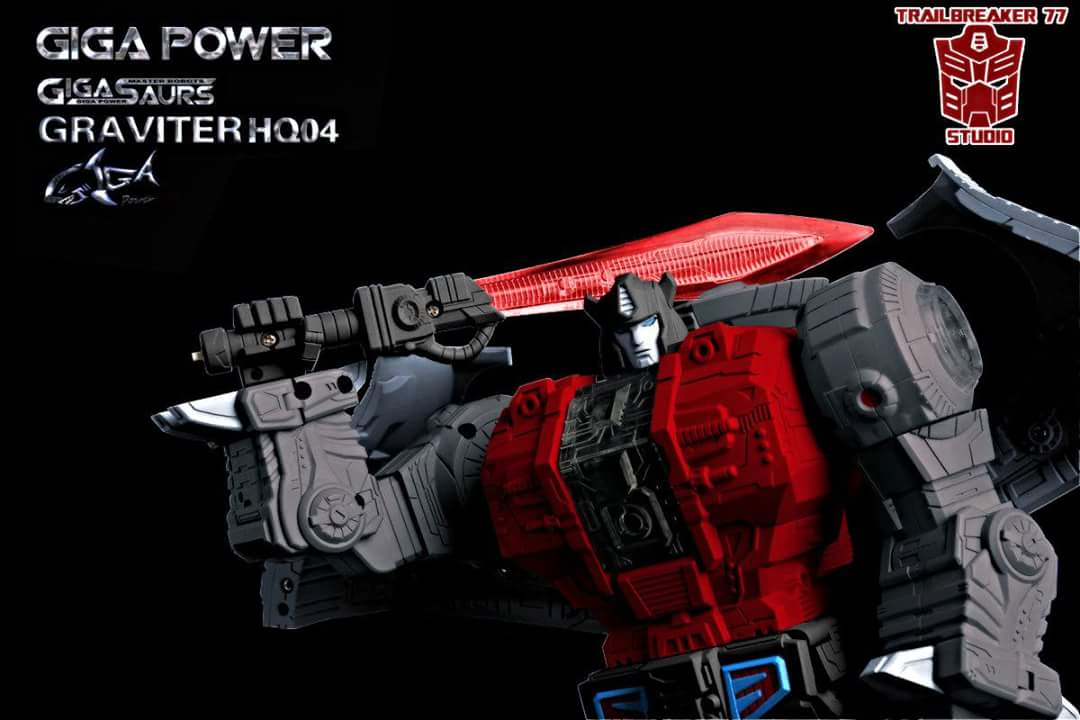 [GigaPower] Produit Tiers - Jouets HQ-01 Superator + HQ-02 Grassor + HQ-03 Guttur + HQ-04 Graviter + HQ-05 Gaudenter - aka Dinobots - Page 4 FlfVAavI