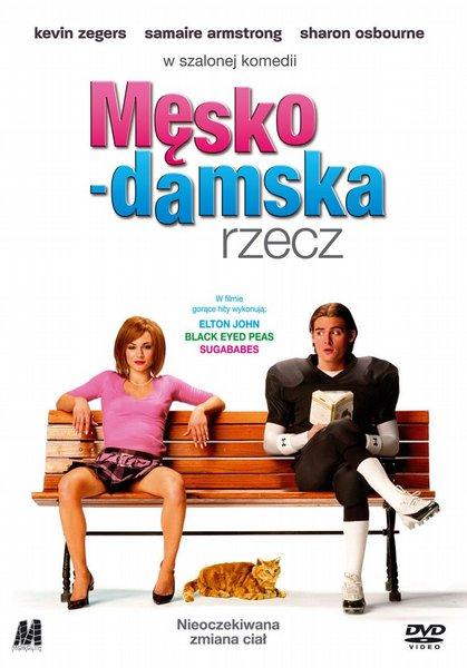 Męsko - damska rzecz / Its a Boy Girl Thing (2006)   PL.DVDRip.Xvid-CiNE0S / Lektor PL