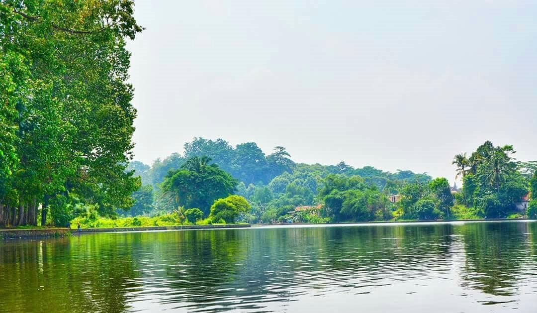 Wisata Bogor: Pesona Alam Danau Situ Gede Dramaga Bogor