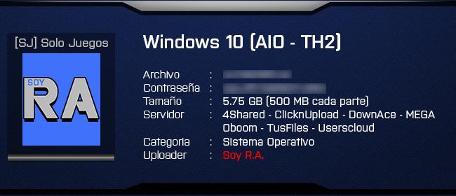 [Mi Subida] Windows 10 (AIO - TH2) K4HuTEwf