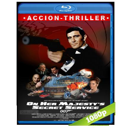 007 Al Servicio Secreto De Su Majestad (1969) BRRip Full 1080p Audio Trial Latino-Castellano-Ingles 5.1