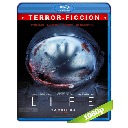 Life Vida Inteligente (2017) BRRip Full 1080p Audio Trial Latino-Castellano-Ingles 5.1
