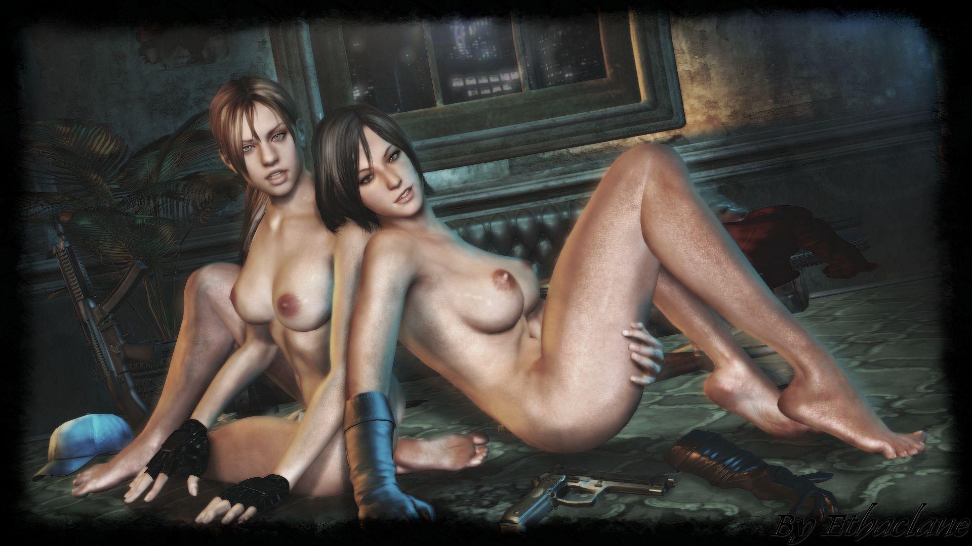 Nude evil art exposed image