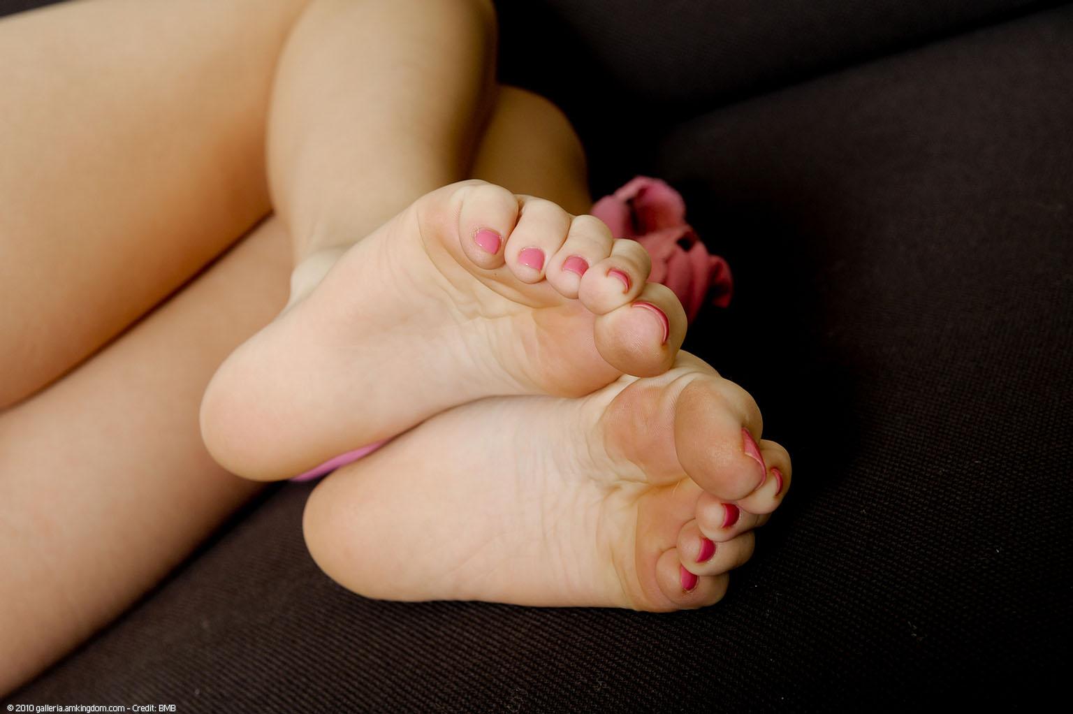 fetiche de pies