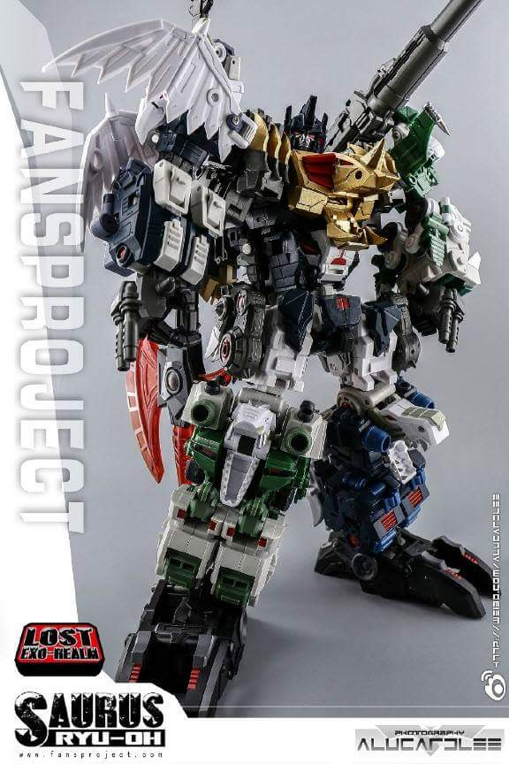 [FansProject] Produit Tiers - Jouet Saurus Ryu-oh aka Dinoking (Victory) | Monstructor (USA) - Page 2 CPr6pmnj