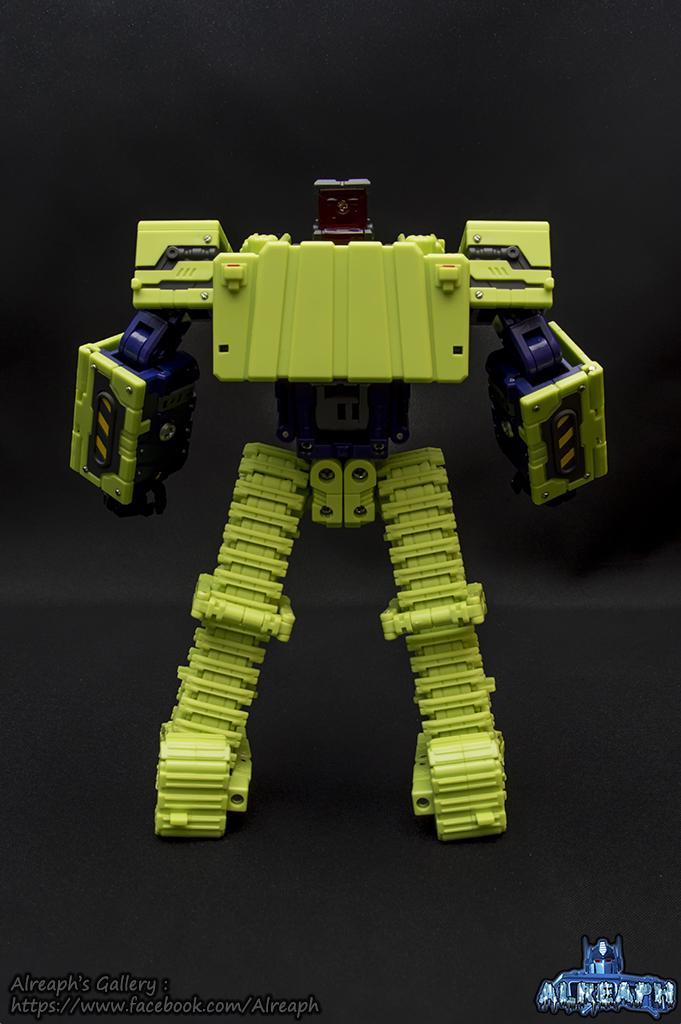 [Toyworld] Produit Tiers - Jouet TW-C Constructor aka Devastator/Dévastateur (Version vert G1 et jaune G2) - Page 7 A5dy1orZ