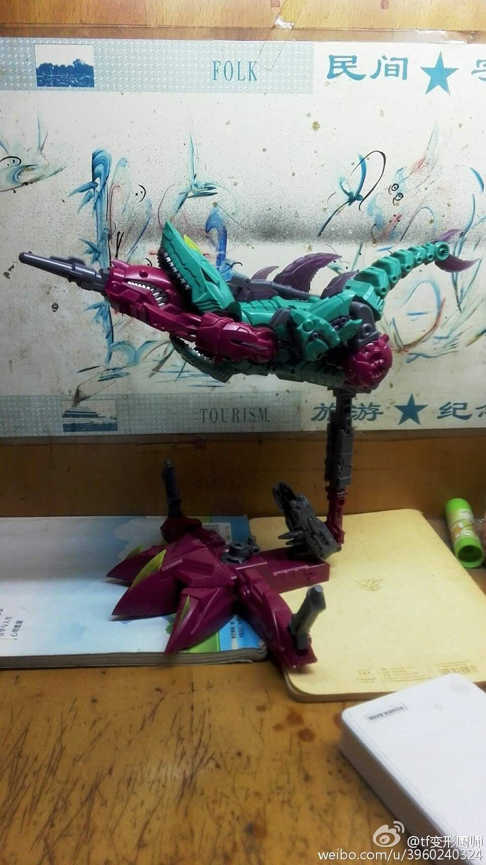 [TFC Toys] Produit Tiers - Jouet Poseidon - aka Piranacon/King Poseidon (TF Masterforce) - Page 3 VCZiqmeW