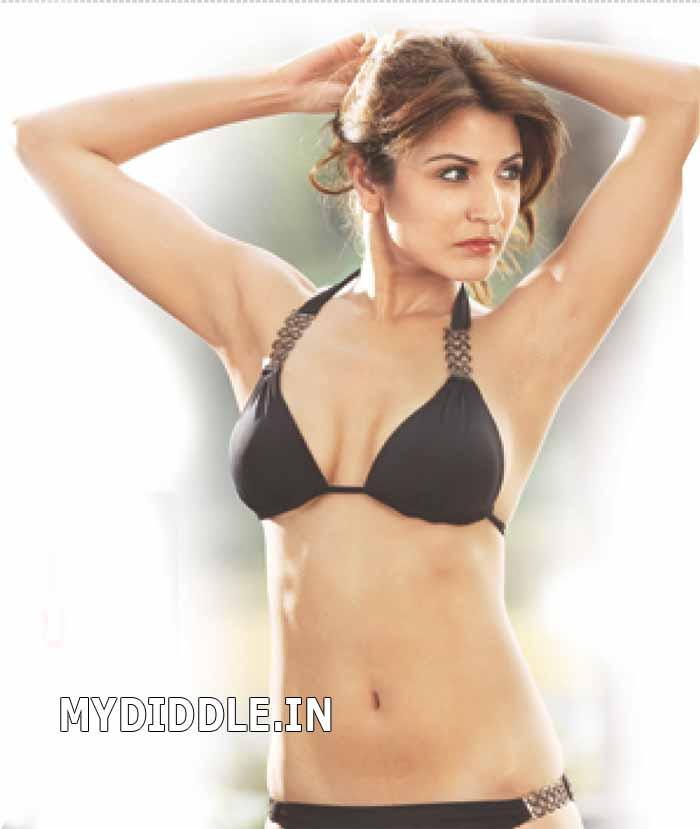 Mydiddle Anushka Sharma In A Sexy Two Piece Bikini Her