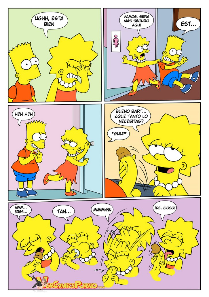 Bart And Lisa Simpson Porn Videos