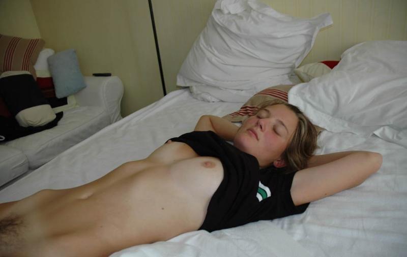 Sexy durmiendo en Milwaukee