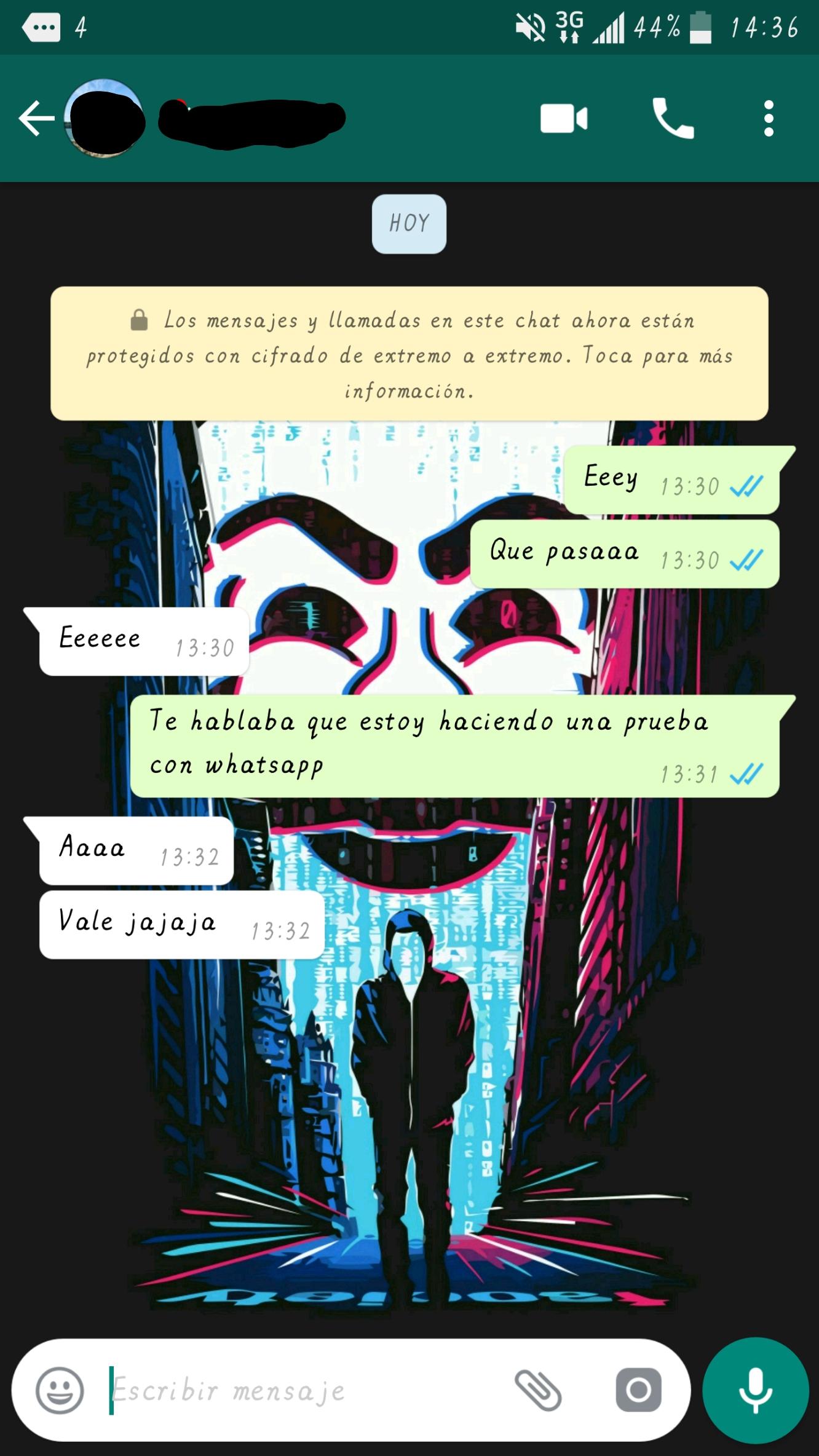 Underc0de - Chat whatsapp