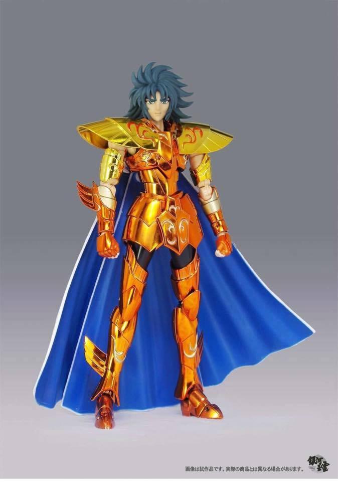 [Galactic Nebula] Myth Cloth Ex Sea Dragon Kanon