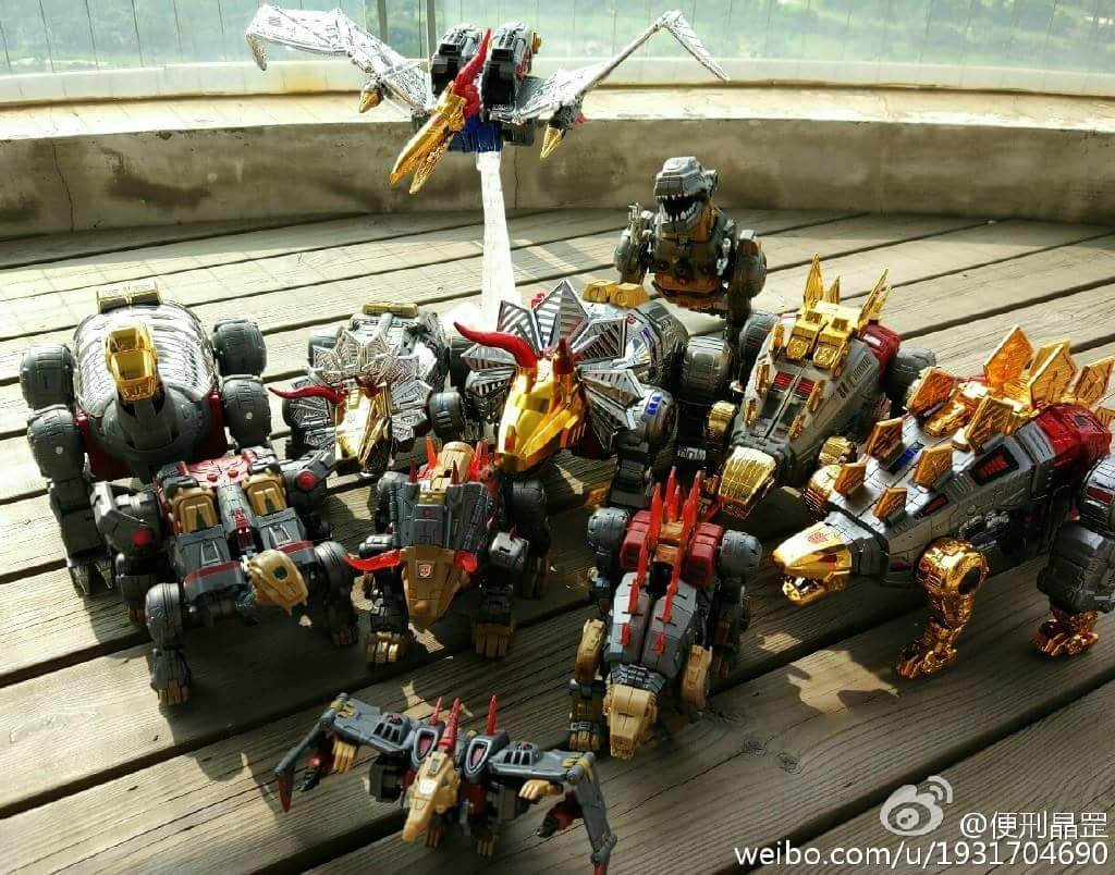 [GigaPower] Produit Tiers - Jouets HQ-01 Superator + HQ-02 Grassor + HQ-03 Guttur + HQ-04 Graviter + HQ-05 Gaudenter - aka Dinobots - Page 4 PHoPcgnc