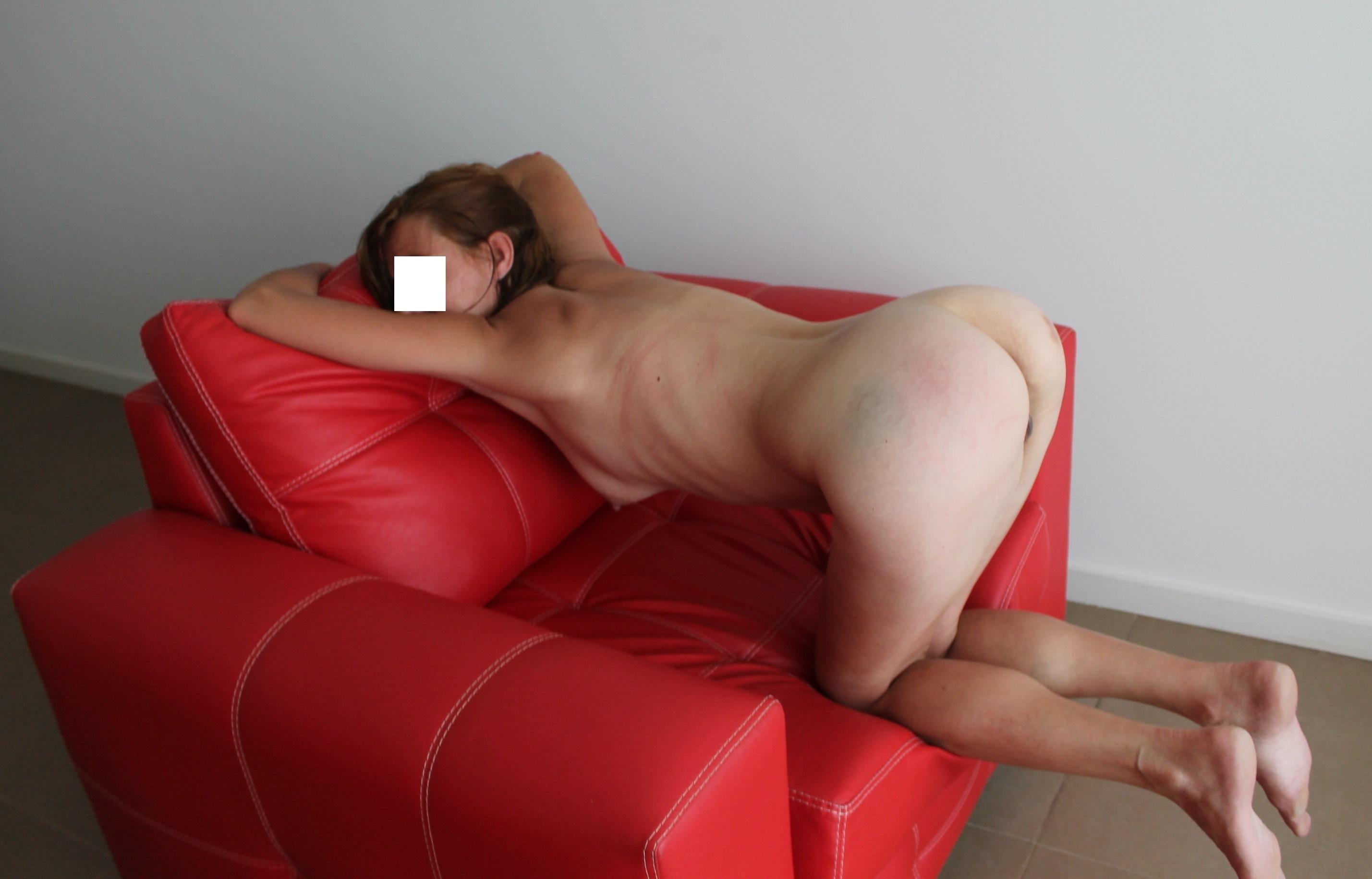 Casero empleada domestica anal