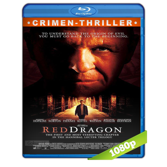 Dragon Rojo Full HD1080p Audio Trial Latino Castellano Ingle
