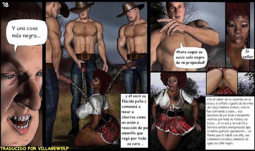 A esta puta francesa le gusta que la torturen - 3 9
