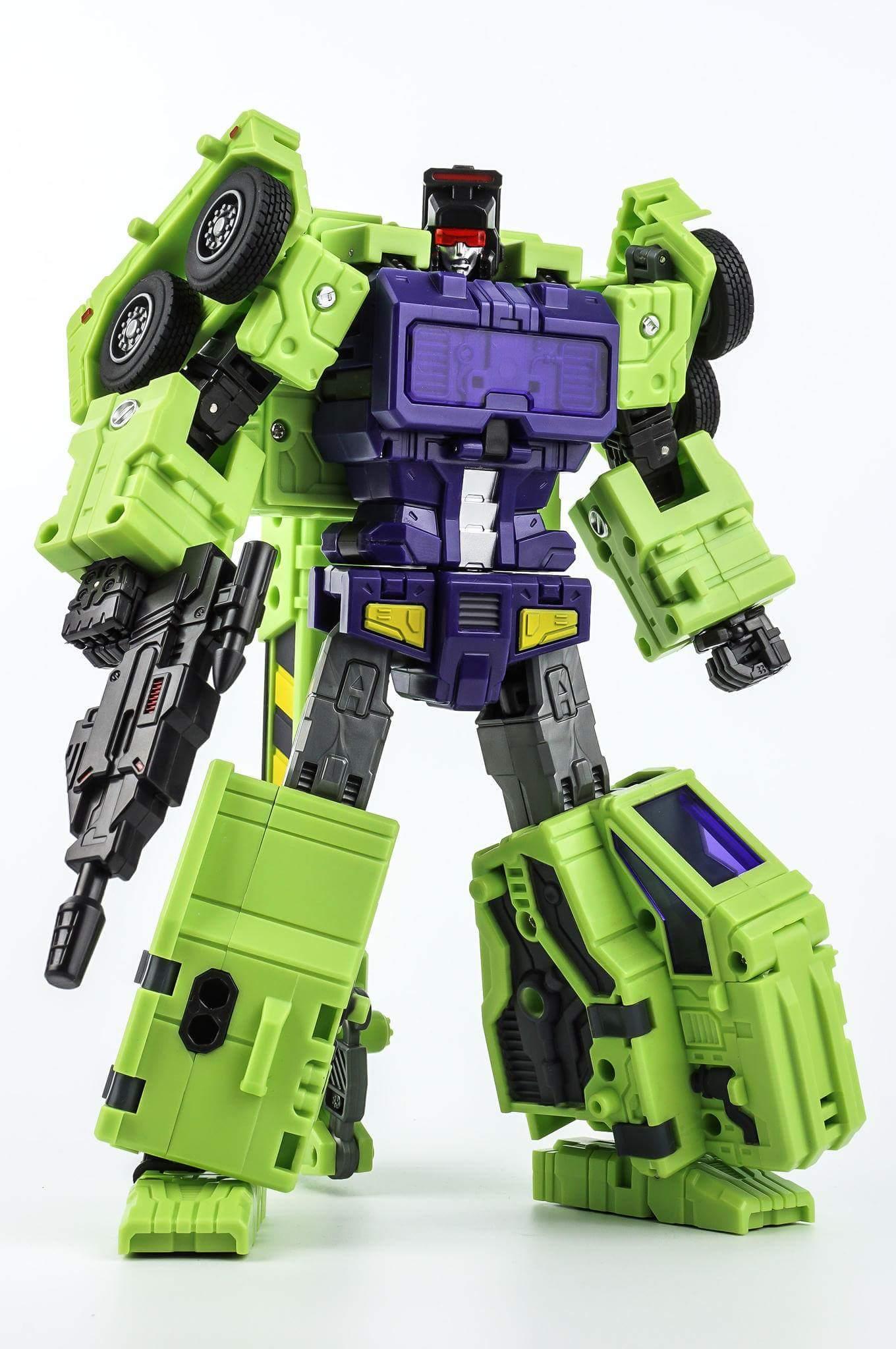 [Toyworld] Produit Tiers - Jouet TW-C Constructor aka Devastator/Dévastateur (Version vert G1 et jaune G2) - Page 6 Uu8GsC98