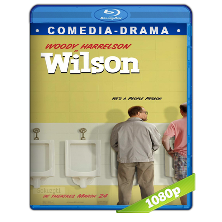 Wilson (2017) BRRip Full 1080p Audio Dual Latino-Ingles 5.1