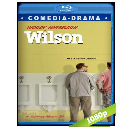 Wilson (2017) BRRip Full 1080p Audio Dual Latino-Ingles 5.1