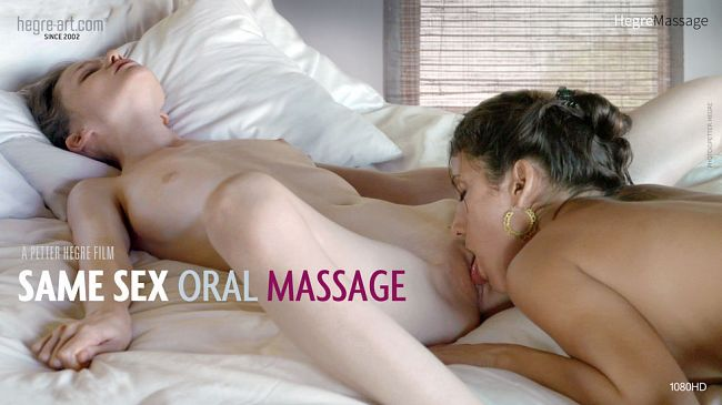 Cover image of [HEGRE] - 2015-09-08 - Emily Bloom, Serena L - Same Sex Oral Massage
