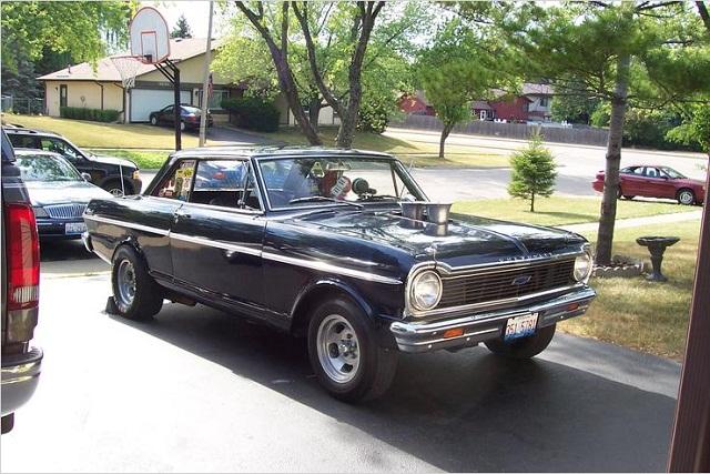 classic car sales ontario