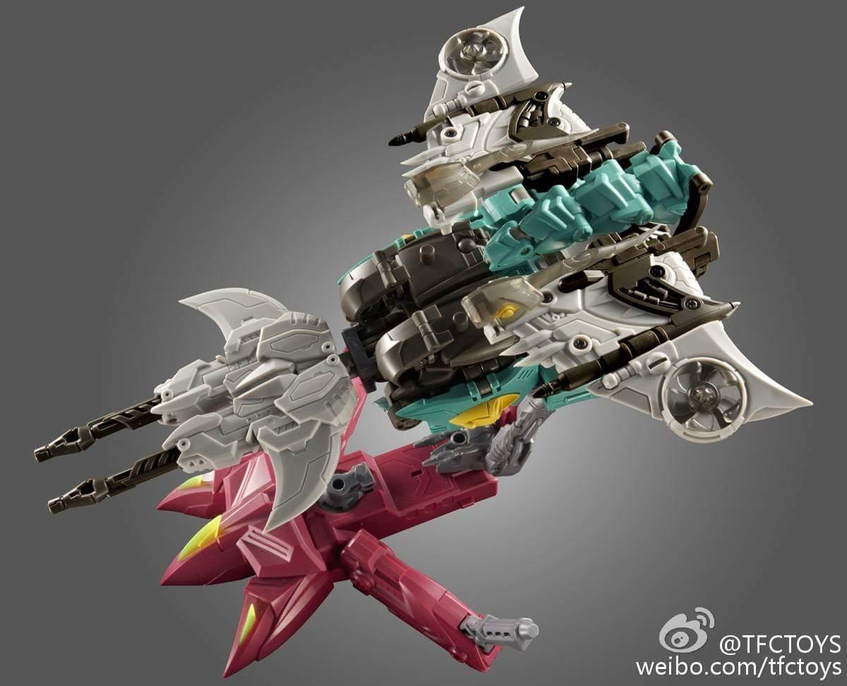 [TFC Toys] Produit Tiers - Jouet Poseidon - aka Piranacon/King Poseidon (TF Masterforce) - Page 3 SBaqxNJF