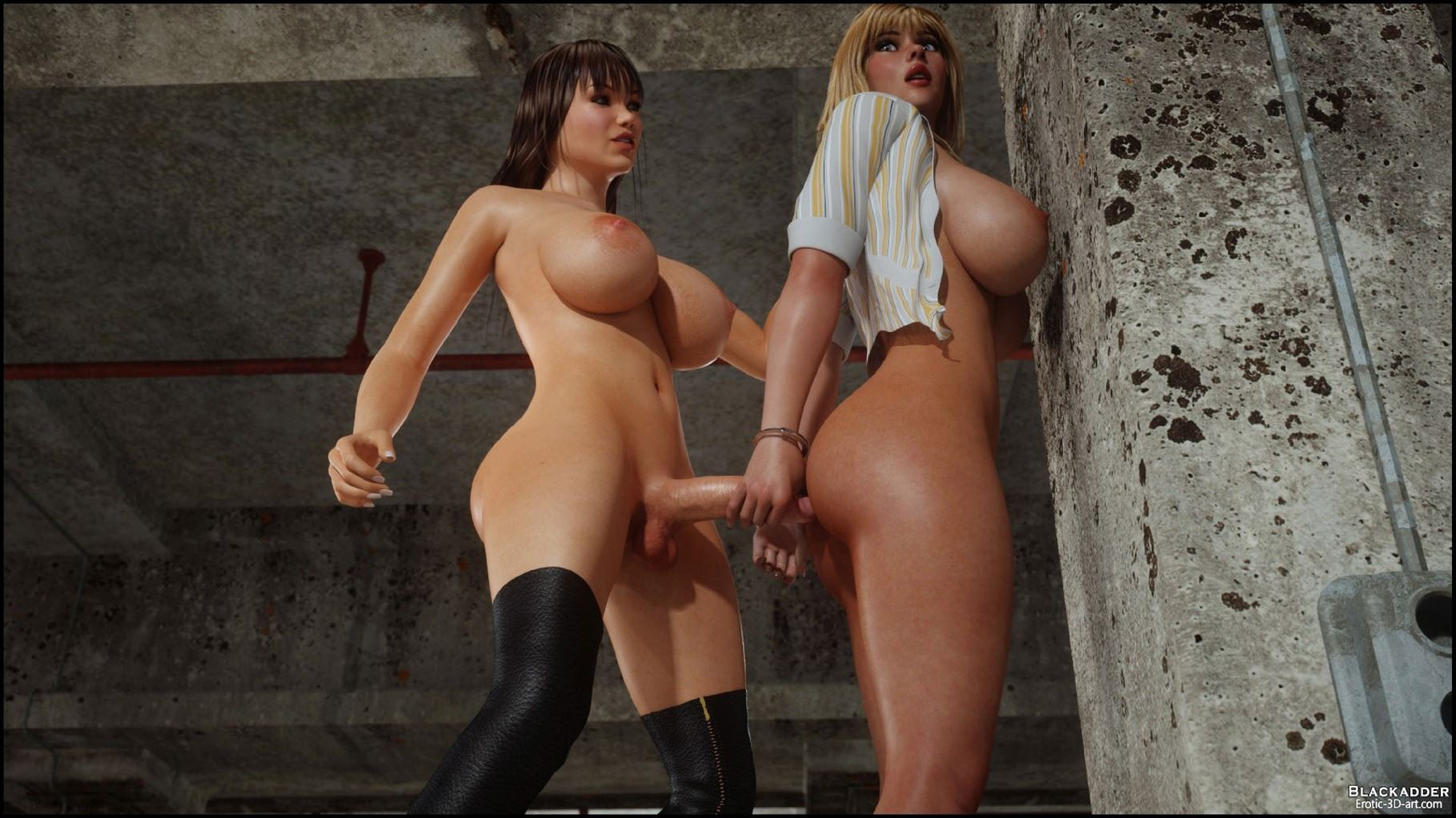 Gallery 3d shemale ero smut movies