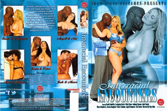 Interracial porn XXX dvds