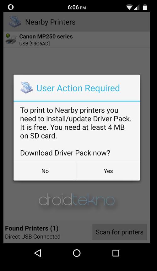 Cara Nge-Print Langsung dari Android tanpa Komputer_driver