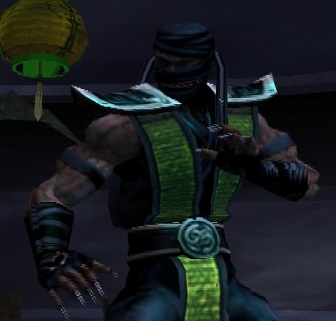 Re  Human Reptile for the win Mortal Kombat 9 Reptile Alternate Costume