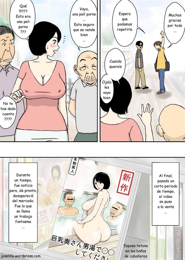 La esposa tetona