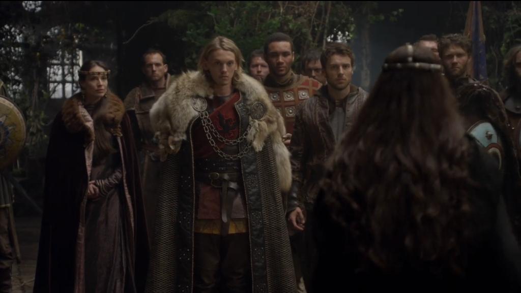 Camelot S01 BDRip 720p
