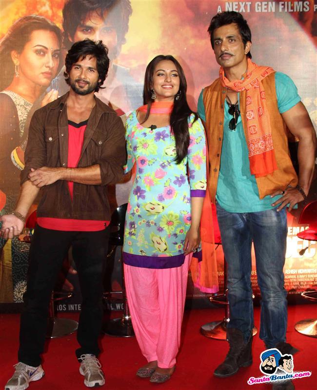 R Rajkumar Theatrical Trailer Launch AdodmC2V