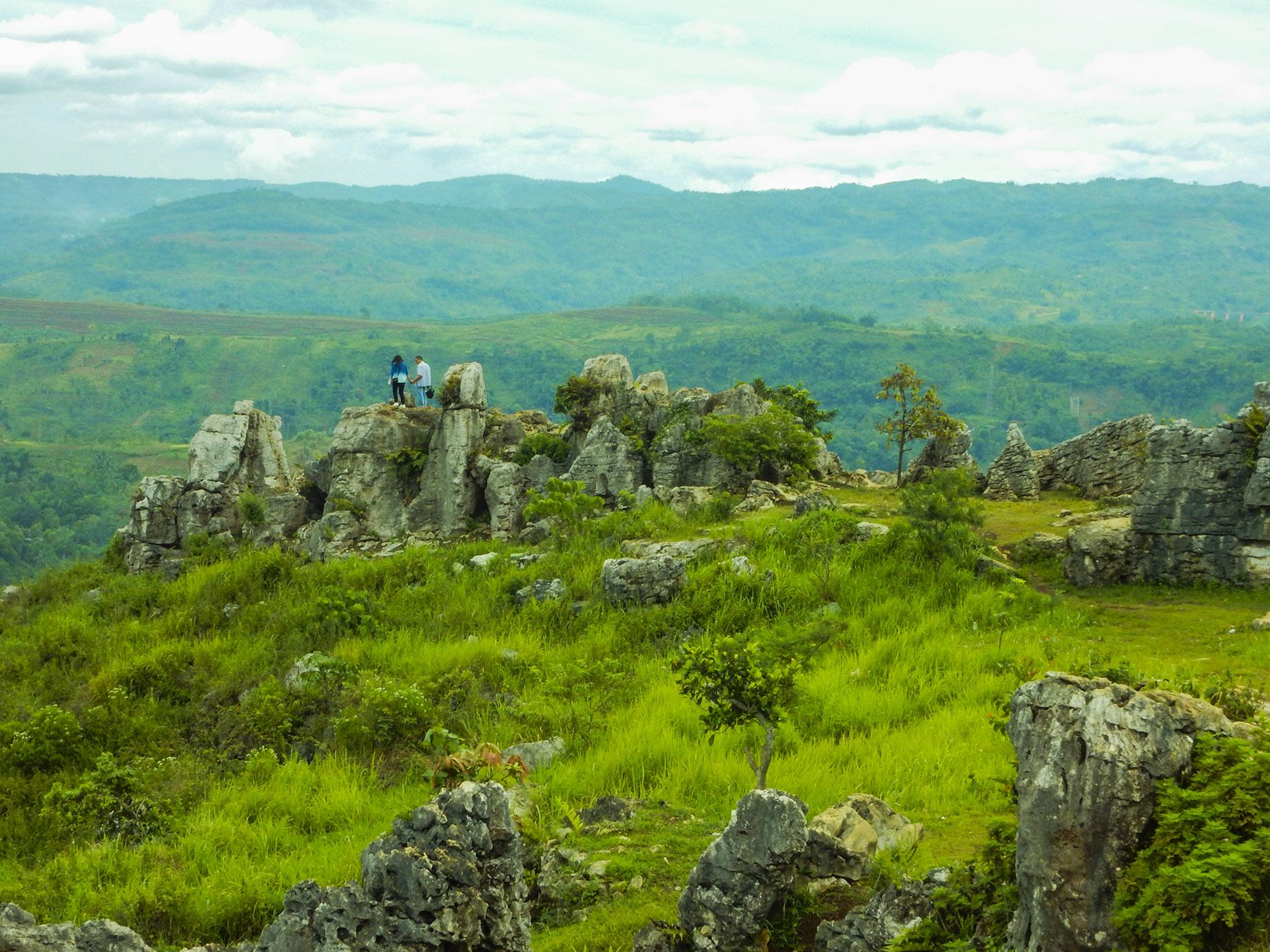 lokasi instagramable stone garden padalarang