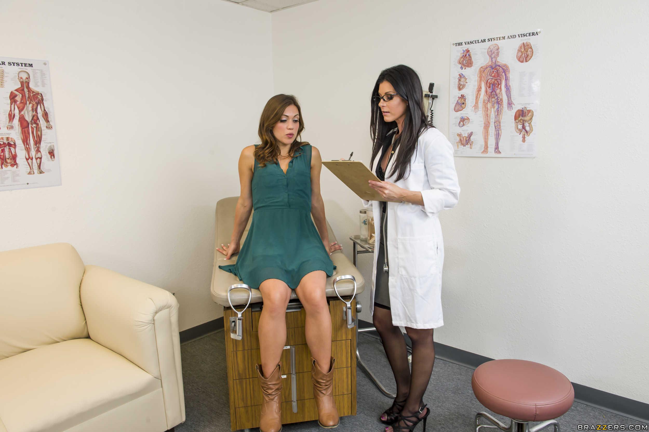 ¡Visita al Ginecólogo!