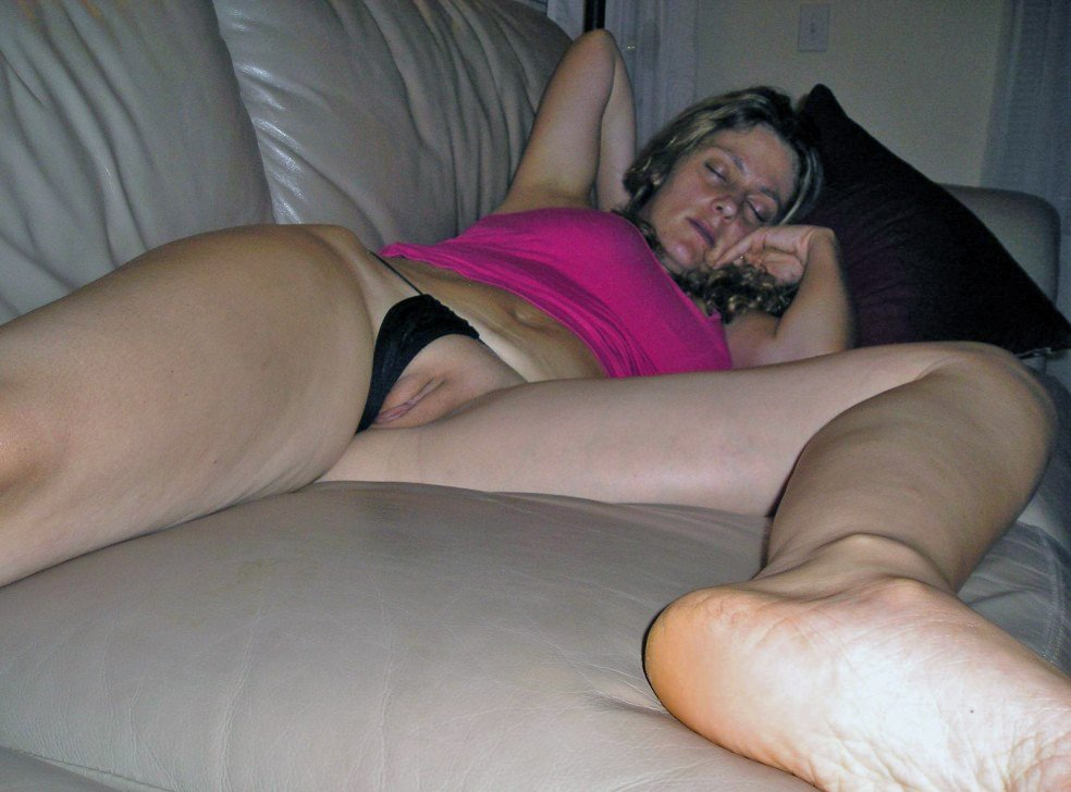 порно домашнее спящие