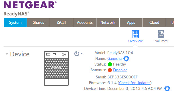 Readynas 104 torrent apps doesnt working - NETGEAR Communities