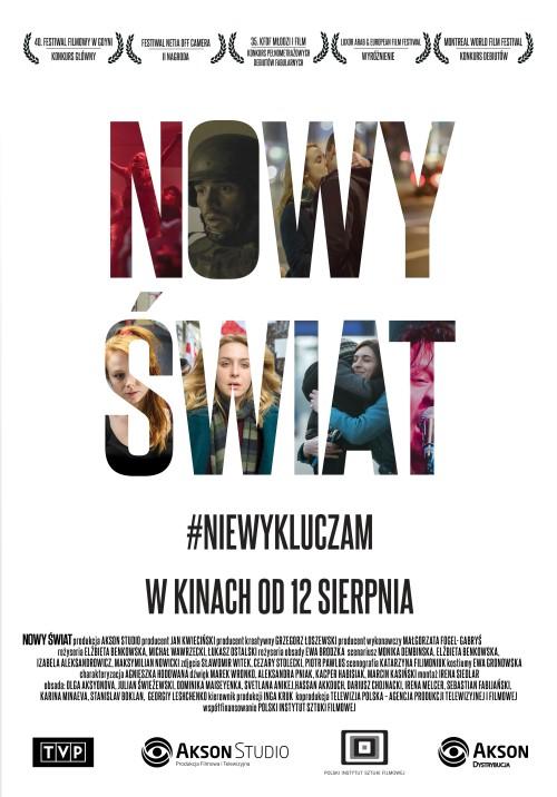 Nowy świat (2015)  PL.WEB-DL.Xvid-KLiO / Film Polski