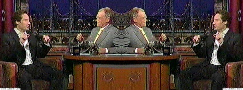 2004 David Letterman  RQSApTPx